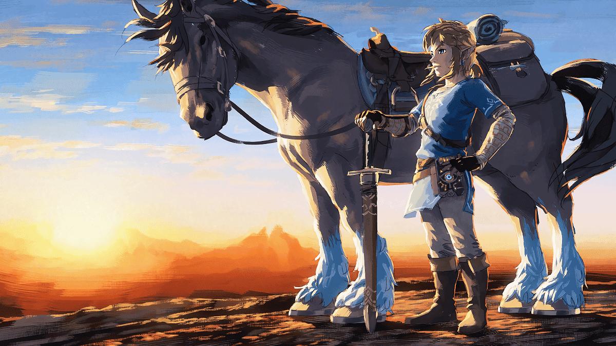 Imagen de Este nuevo speedrun de The Legend of Zelda: Breath of the Wild consiste en alimentar a todos los perros