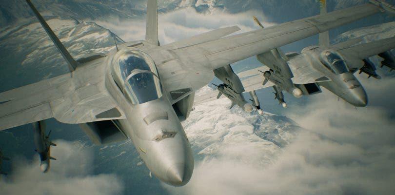 Ace Combat 7 desvelará fecha de lanzamiento muy pronto