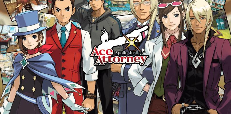 Capcom lanza las primeras imágenes de Phoenix Wright: Ace Attorney Trilogy