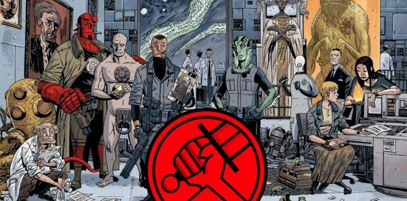 La B.P.R.D. estará presente en el reboot de Hellboy