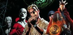 El guionista de Doctor Strange reescribirá Justice League Dark