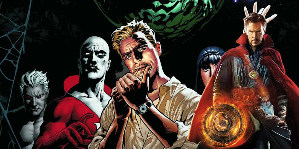 Imagen de El guionista de Doctor Strange reescribirá Justice League Dark