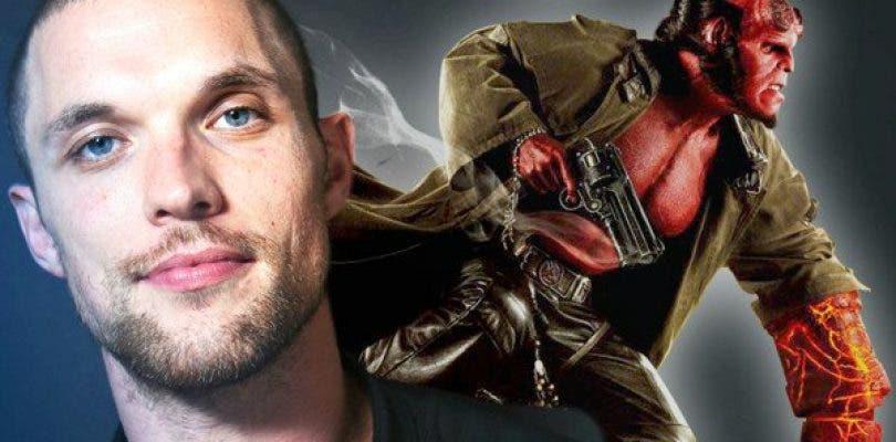 Ed Skrein será Benjamin Daimio en el reboot de Hellboy