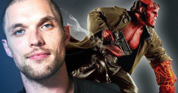 Imagen de Ed Skrein será Benjamin Daimio en el reboot de Hellboy