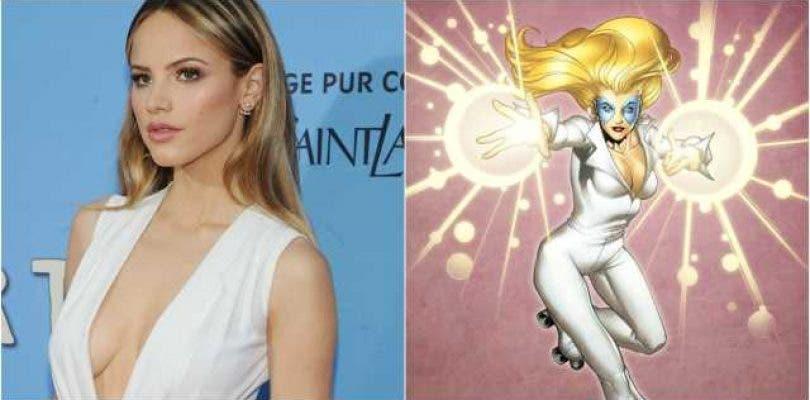 Halston Sage podría interpretar a Dazzler en X-Men: Dark Phoenix