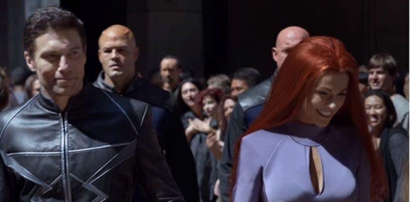La Familia Real de Attilan se presenta en el nuevo tráiler de Inhumans
