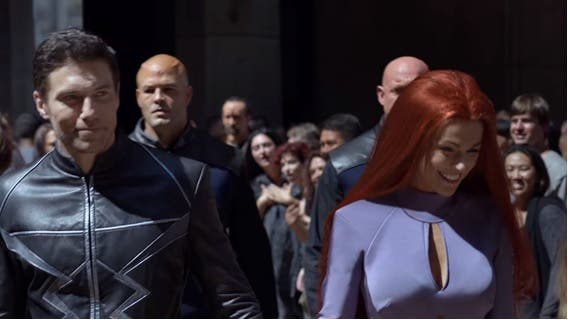 Imagen de La Familia Real de Attilan se presenta en el nuevo tráiler de Inhumans