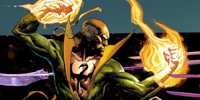 Imagen de Danny Rand tendría su traje en la segunda temporada de Iron Fist
