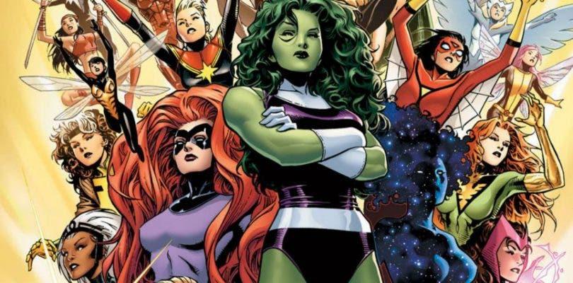 Marvel prepara una serie de una heroína al estilo de Jessica Jones