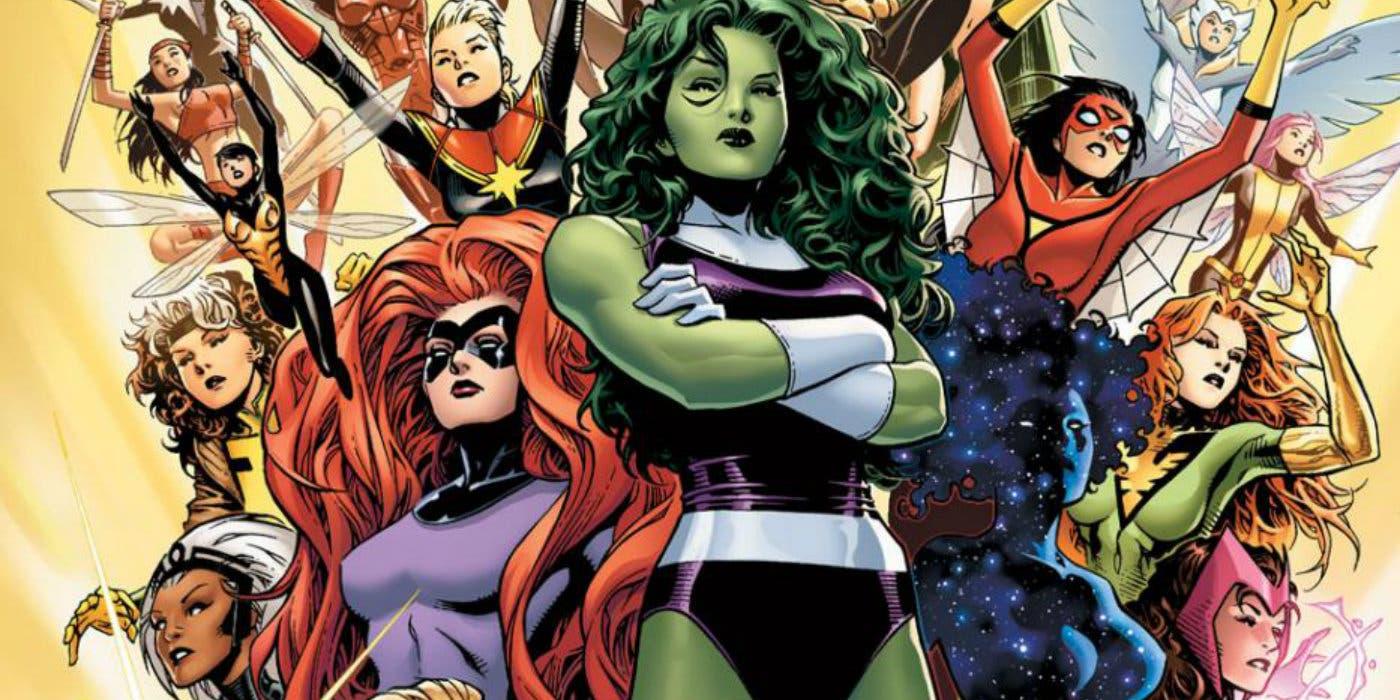 Imagen de Marvel prepara una serie de una heroína al estilo de Jessica Jones
