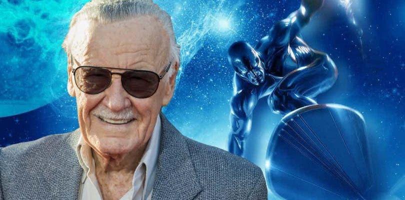 Stan Lee quiere una película protagonizada por Silver Surfer