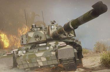 Armored Warfare llegará en 2018 a PlayStation 4