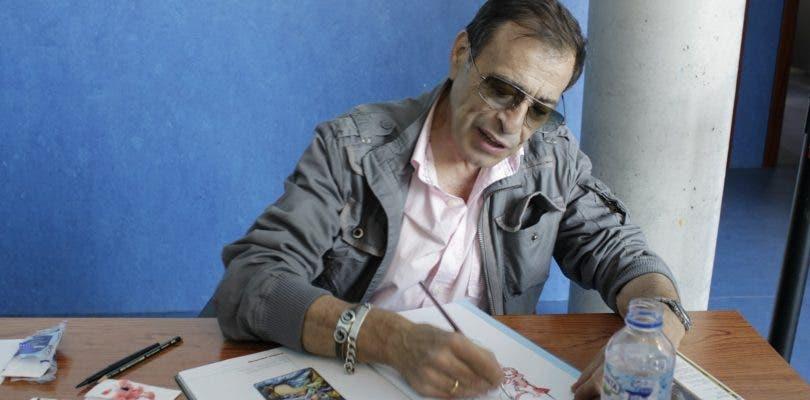 Muere el ilustrador Alfonso Azpiri, autor de portadas de videojuegos