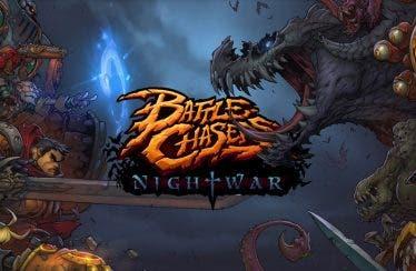 Battle Chasers para Switch podría llegar más tarde