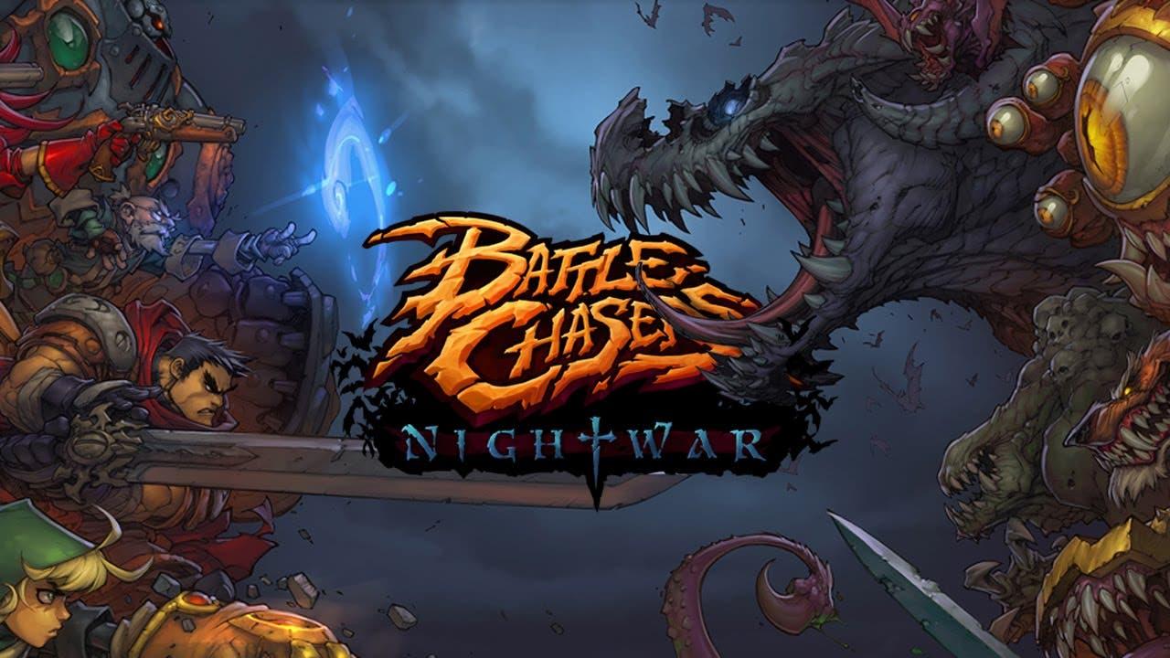 Imagen de Análisis Battle Chasers: Nightwar