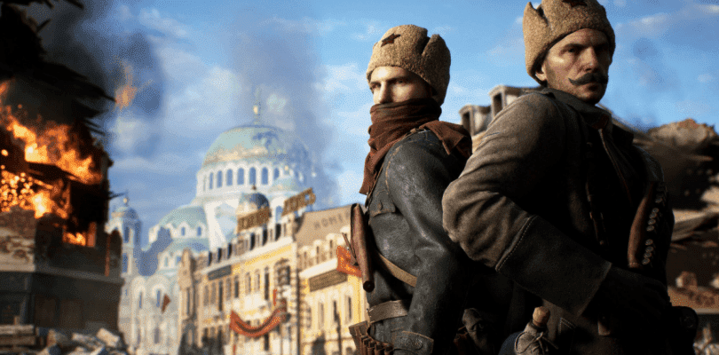 Battlefield 1 recibe la expansión In the Name of the Tsar