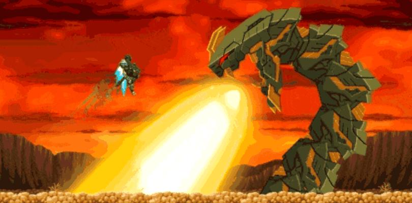 Beyond-Human, un nuevo metroidvania, aterriza en Kickstarter