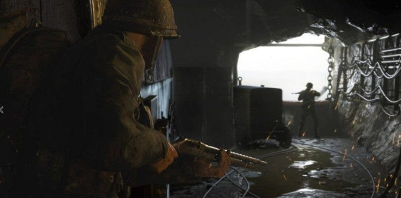 Call of Duty: WWII recibe una nueva actualización en su beta privada