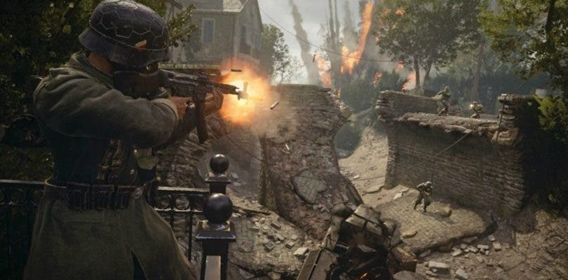 Nuevos detalles de la beta multijugador de Call of Duty: WWII