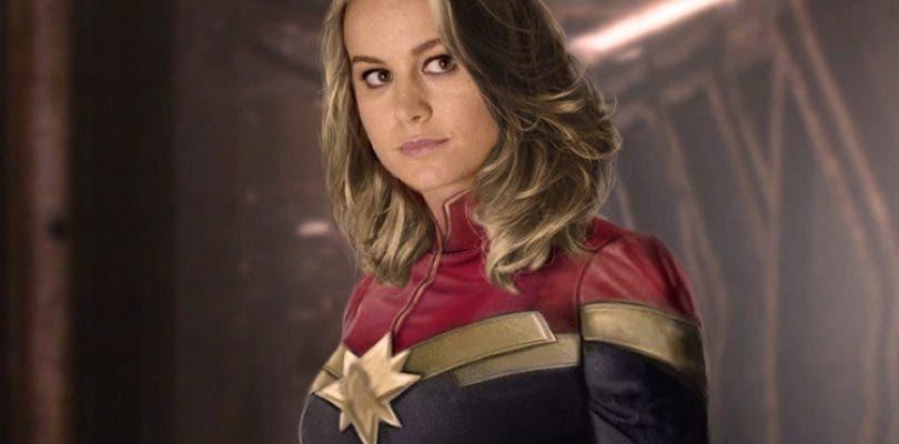 Captain Marvel adelanta la fecha para comenzar su rodaje
