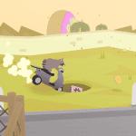 Donut County, el juego donde resolver puzles usando un agujero