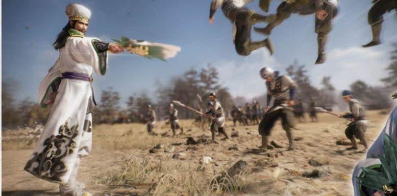 Koei Tecmo ha revelado más personajes de Dynasty Warriors 9