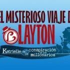 El misterioso viaje de Layton ya tiene fecha de lanzamiento