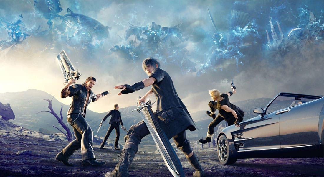 Imagen de Square Enix descarta realizar secuelas de Final Fantasy XV