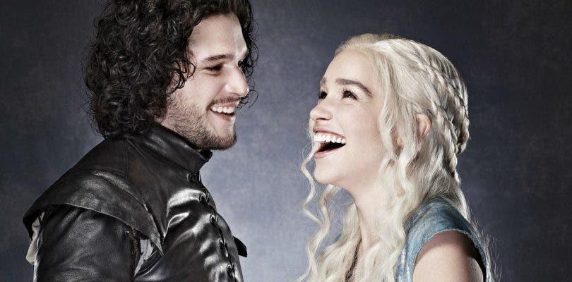 ¿Se producirá el romance entre Jon y Daenerys en Juego de Tronos?