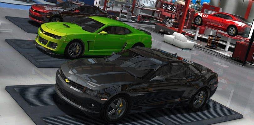 Gear.Club Unlimited da más detalles sobre su garaje