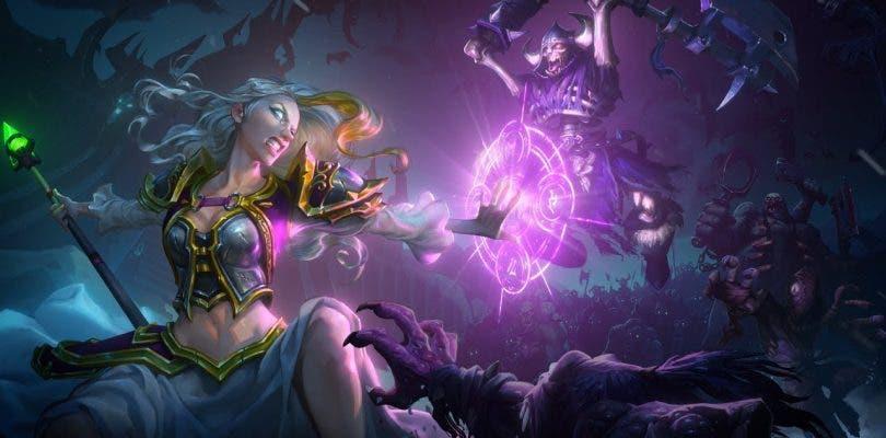 Hearthstone volverá a modificar la composición de la Arena