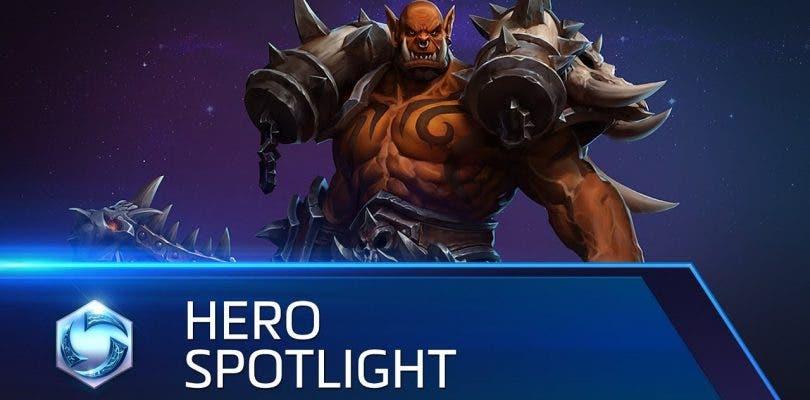 Garrosh ya está disponible en el RPP de Heroes of the Storm