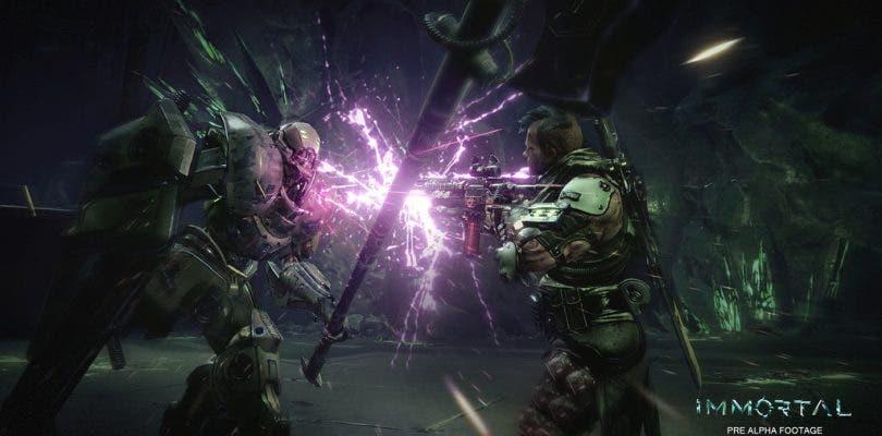 Toadman Interactive anuncia Immortal: Unchained