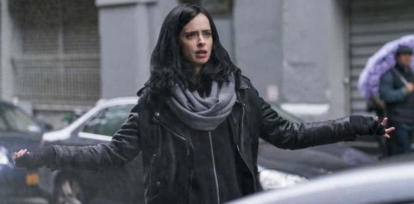 Jessica Jones sufre un accidente en el rodaje de la segunda temporada