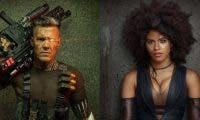 Cable y Domino se dejan ver en el set de rodaje de Deadpool 2