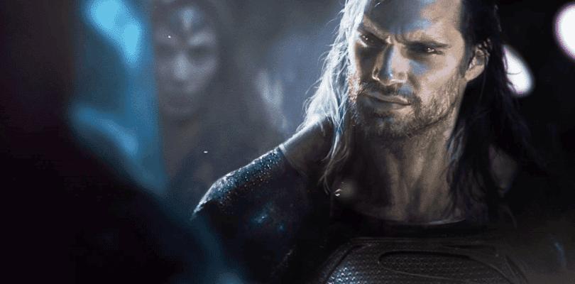 Un Superman heroico aparece en la nueva imagen de Justice League