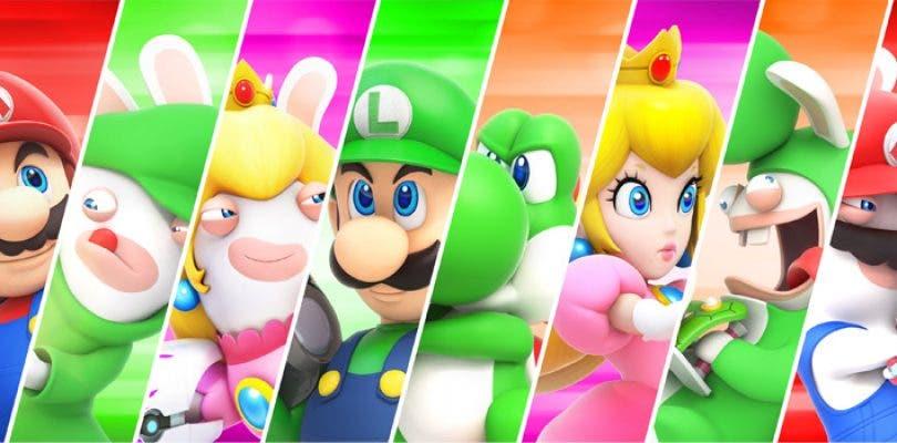 Ya disponible la banda sonora de Mario + Rabbids Kingdom Battle