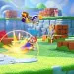 Ubisoft quiso emular a Mario Kart con Mario + Rabbids Kingdom Battle
