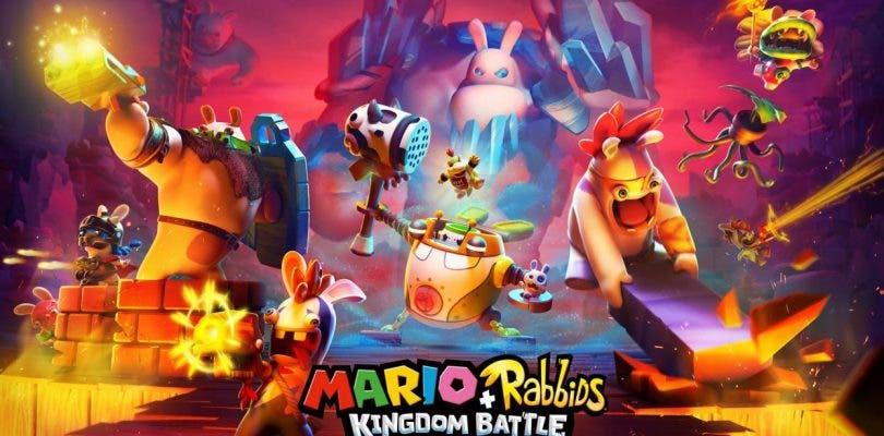 Mario+Rabbids Kingdom Battle lidera las ventas digitales de Switch