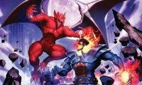 Se confirman Firebrand y Dormammu para Marvel vs. Capcom: Infinite