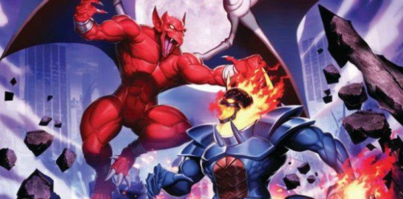Se confirman Firebrand y Dormammu para Marvel vs. Capcom: Infinite
