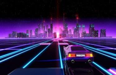 Neon Drive se lanzará en PlayStation 4 en unos días