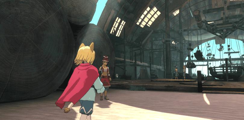 Ni No Kuni II: El Renacer de un Reino muestra nuevo tráiler y capturas