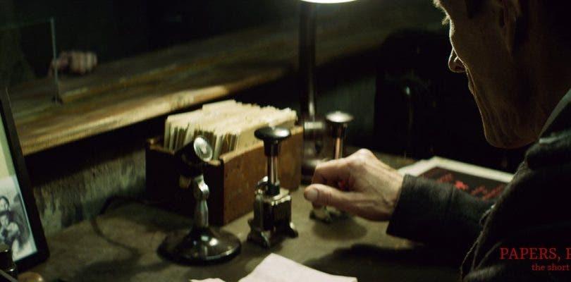Papers, Please presenta el primer tráiler de su cortometraje