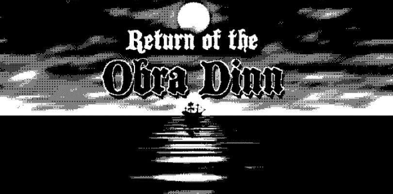 Return of the Obra Dinn lidera las nominaciones del Independent Games Festival 2019