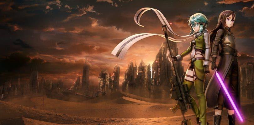 Sword Art Online: Fatal Bullet brinda una completa galería de capturas