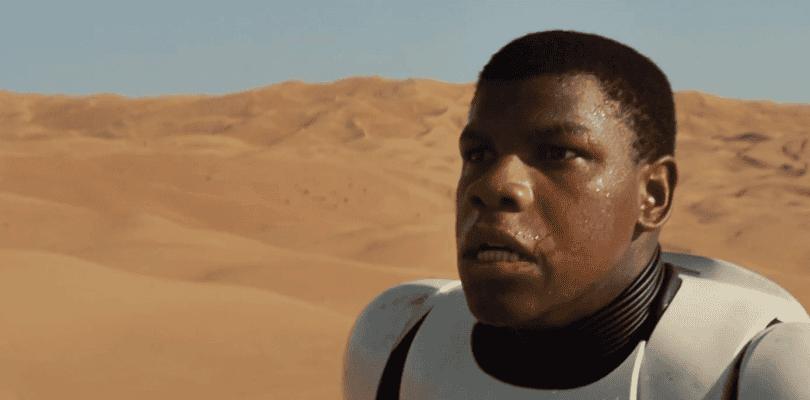 John Boyega denuncia el racismo de Star Wars hacia su personaje