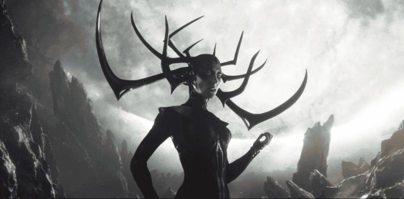 Hela extiende su oscuridad en el nuevo póster de Thor: Ragnarok