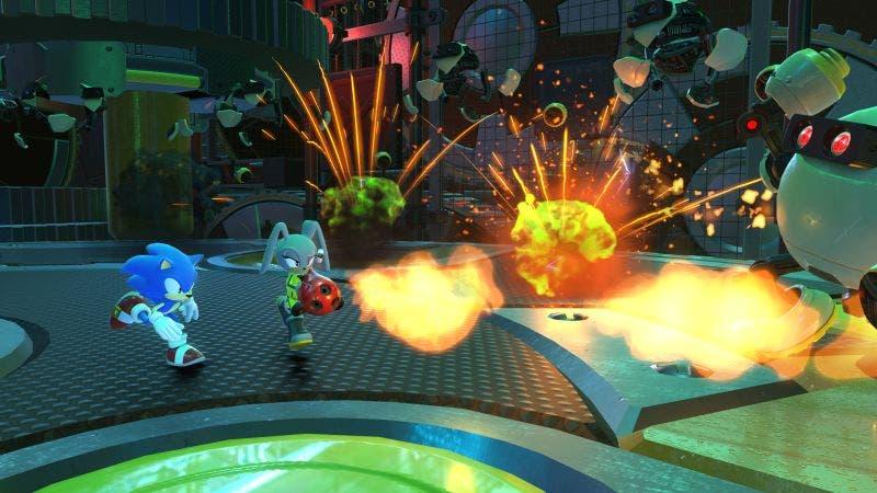 Imagen de Un nuevo tráiler nos introduce la trama de Sonic Forces