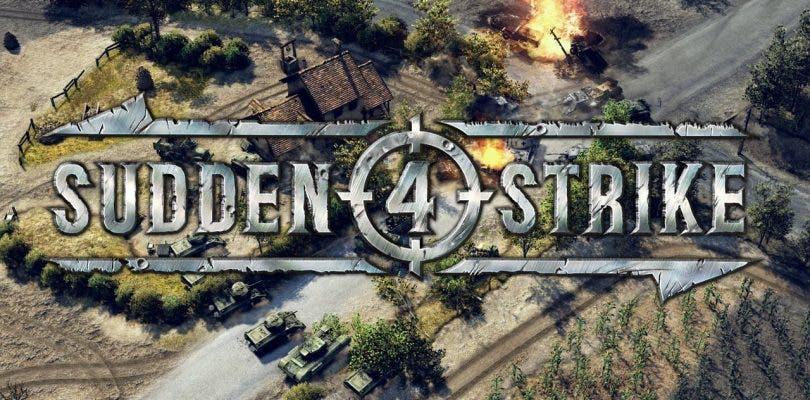 Sudden Strike 4 para Xbox One ya cuenta con fecha de lanzamiento
